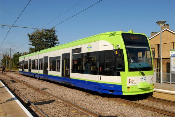 The tram extension would connect Wimbledon and Morden to Sutton.