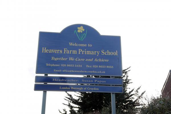 Sats results have been withheld fro Heavers Farm Primary School