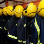 Your Local Guardian: Scores of firefighters are tackling the blaze