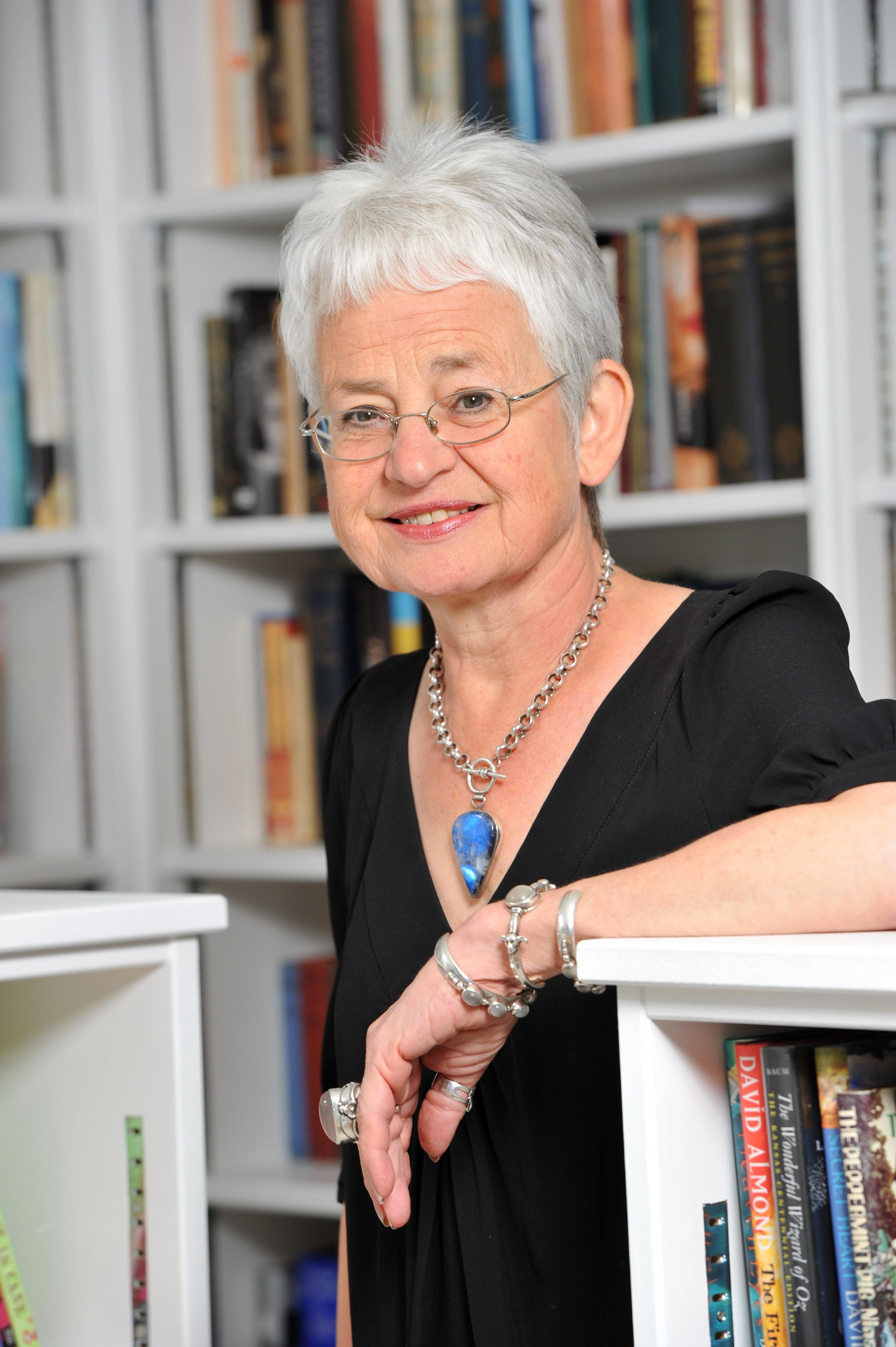 Leading author Jacqueline Wilson to become new University of Roehampton chancellor