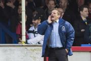 Something to shout about: Neal Ardley lauded the performance of Joe McDonnell in Tuesday night's 0-0 draw with Southend United