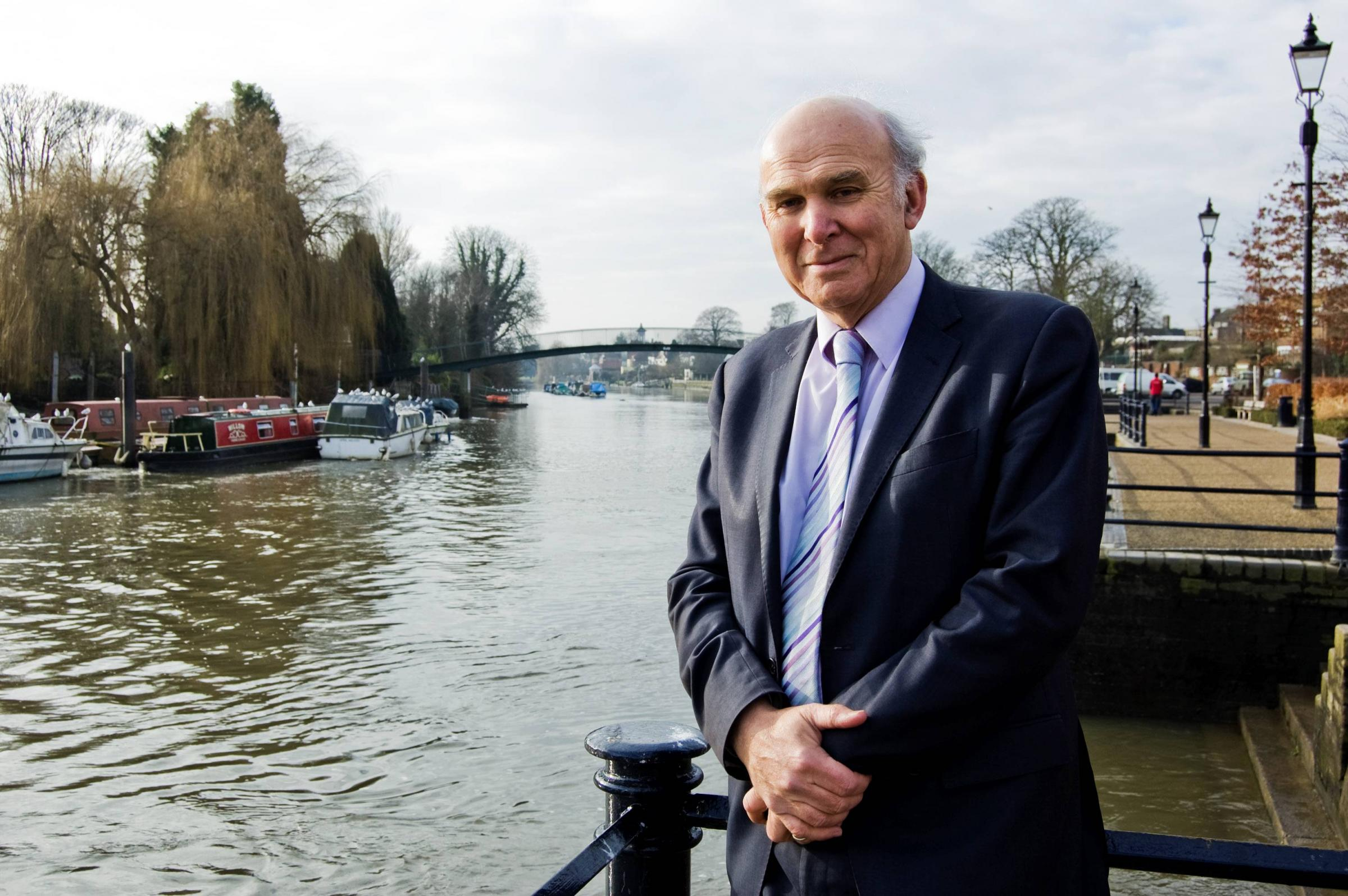 MP Vince Cable wishes RTT readers a Merry Christmas
