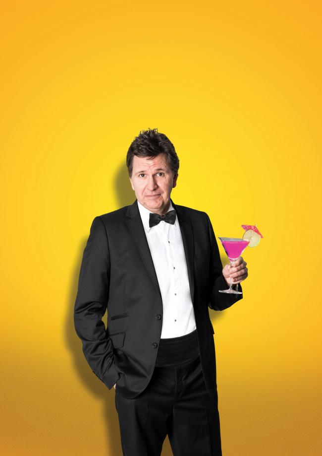Comedian Stewart Francis will perform his Pun Gent show at Fairfield Halls, Croydon, on December 4