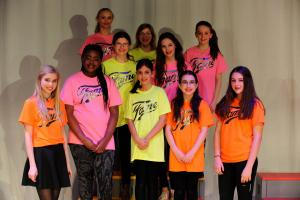 Teen director gets ACS Cobham kids singing, dancing and acting