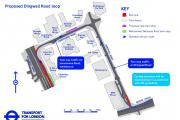 Transport for London (TfL) is proposing to build a new Tramlink loop near East Croydon station