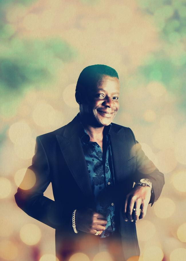 Stephen K Amos tells us what entertains him. See him at Epsom Playhouse on February 7.