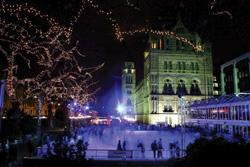 Your Local Guardian: Natural History Museum Ice Rink