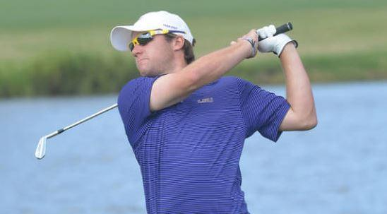 St Andrews bound: Ben Taylor has qualified as one of five amateurs for this month's Open Championship
