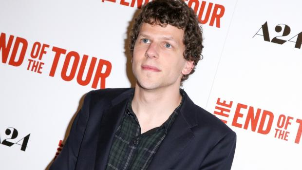 Your Local Guardian: Jesse Eisenberg clarifies Comic-Con genocide comments