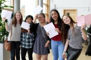 Follow our live coverage of A-level results day