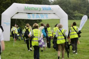 Eastenders' Nasty Nick to Memory Walk through Painshill Park