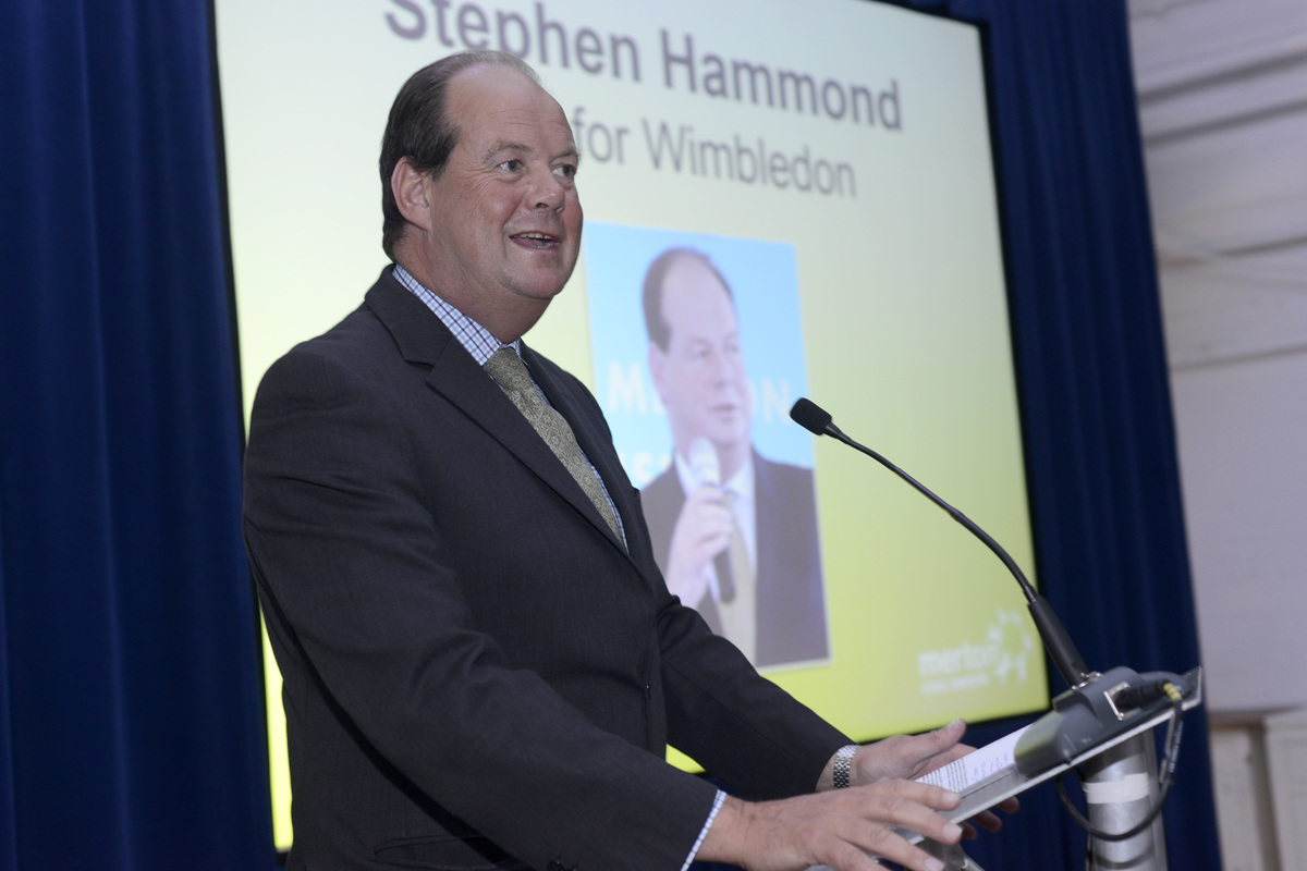 Stephen Hammond MP has been pushing for the change