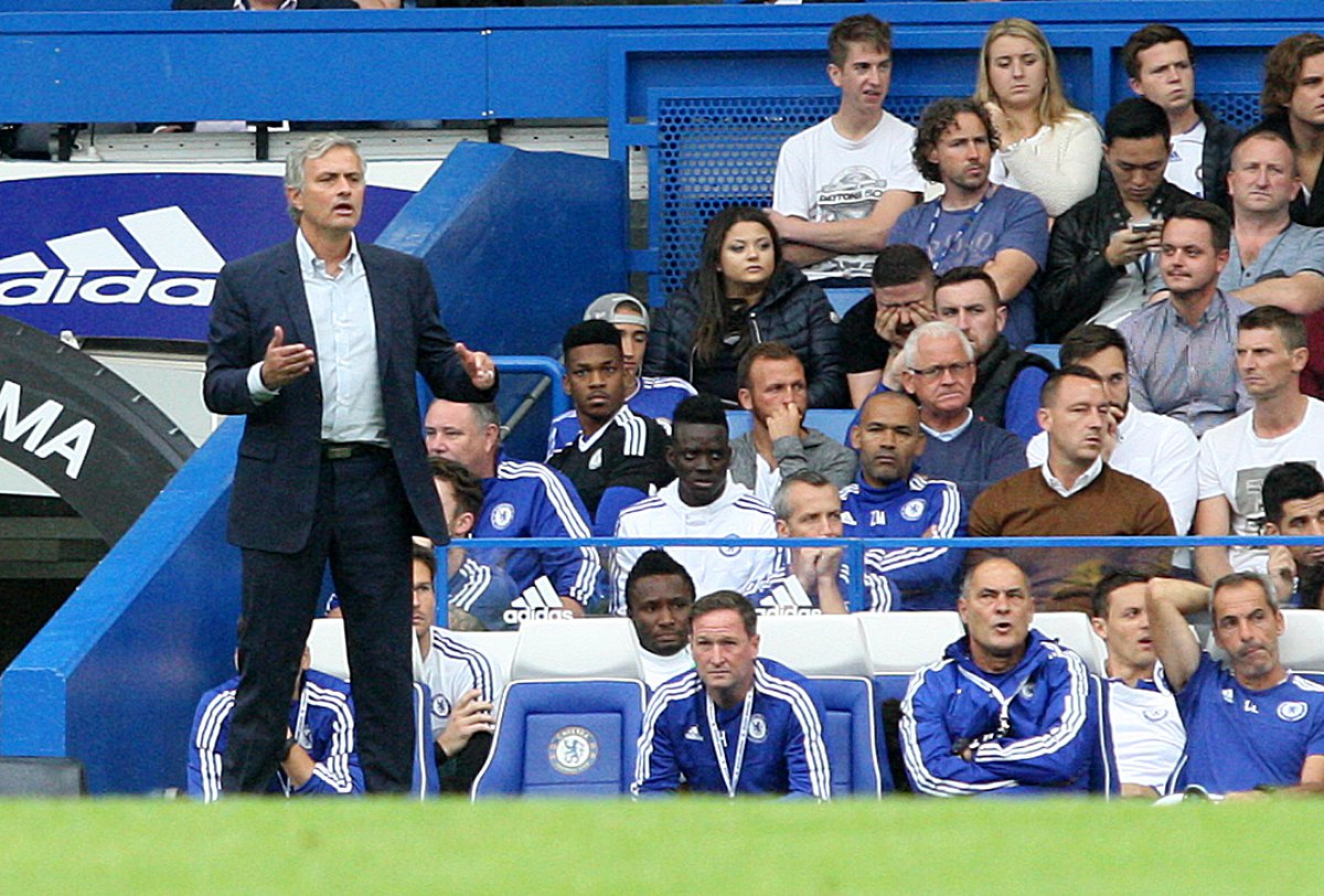 Big questions: Will Jose Mourinho still be in a job come Sunday morning?