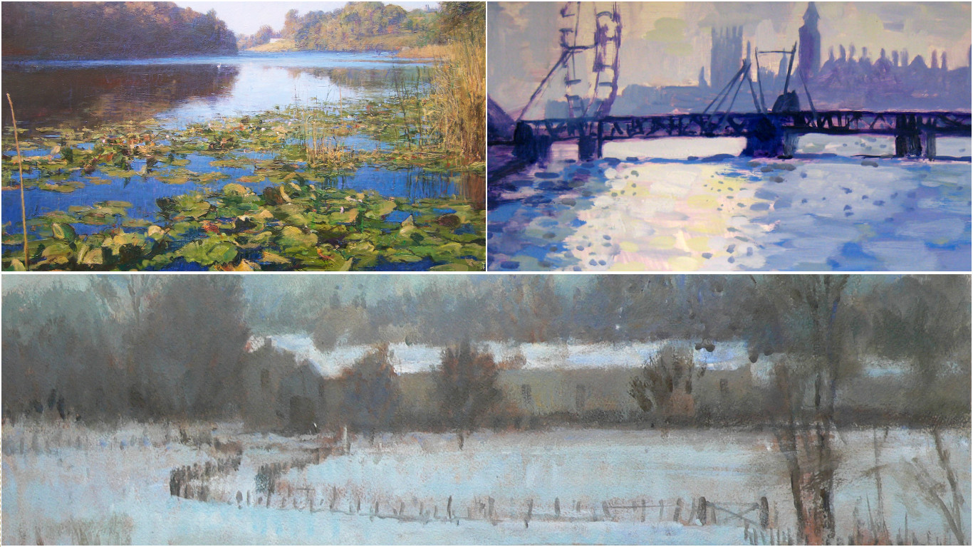 Artists will exhibit at Kingston's Rose Theatre from January 26 to March 5