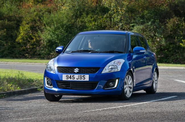 Suzuki Swift Sport 1.6 5-door