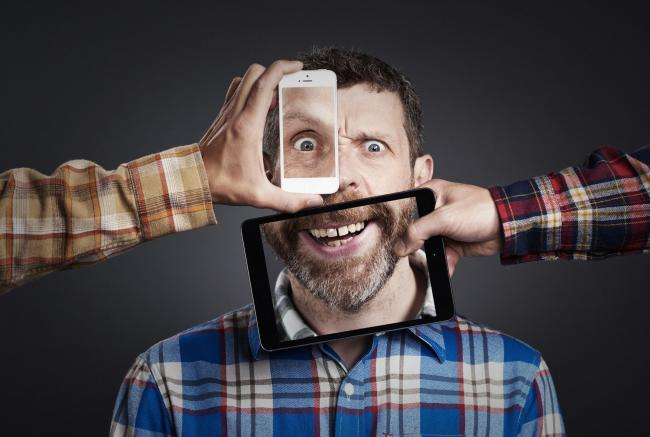 See Dave Gorman in Croydon