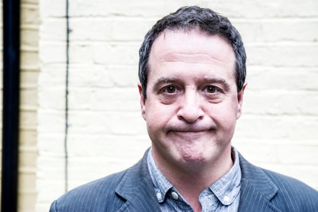 Mark Thomas plays Landmark Arts in Teddington