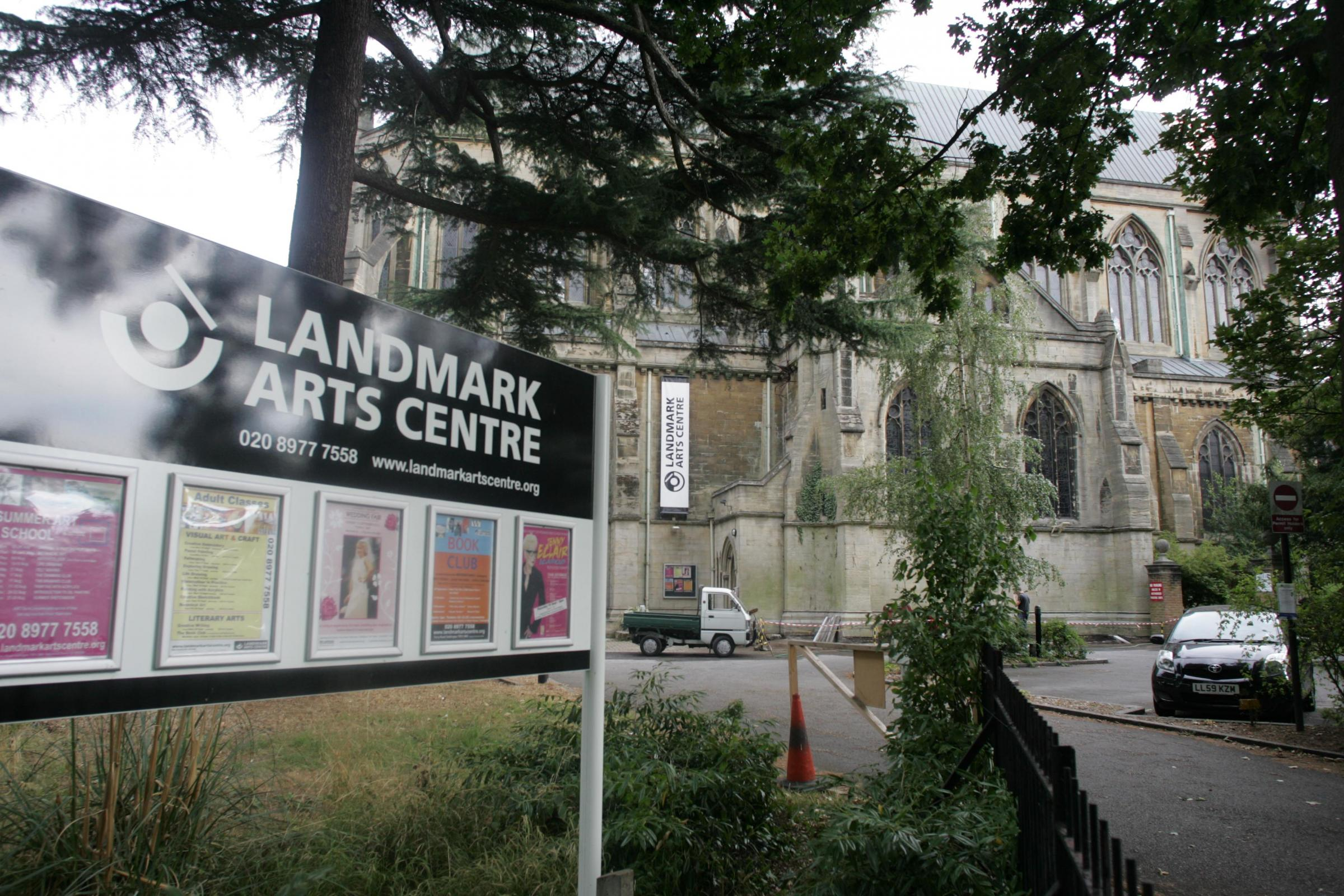 Landmark Arts Centre hosts Piano In Here