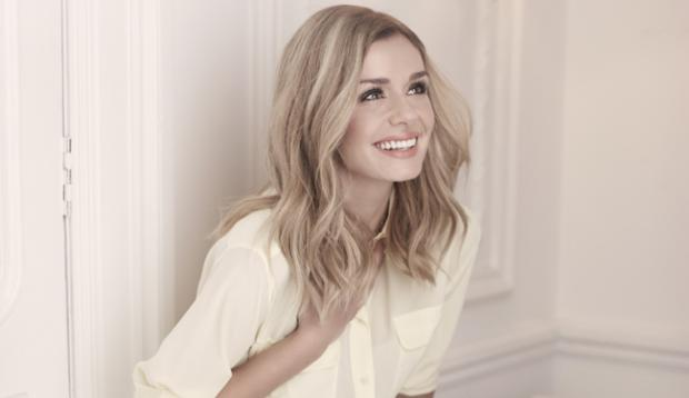 Katherine Jenkins will celebrate the Queen's 90th birthday at Hampton Court Palace Festival