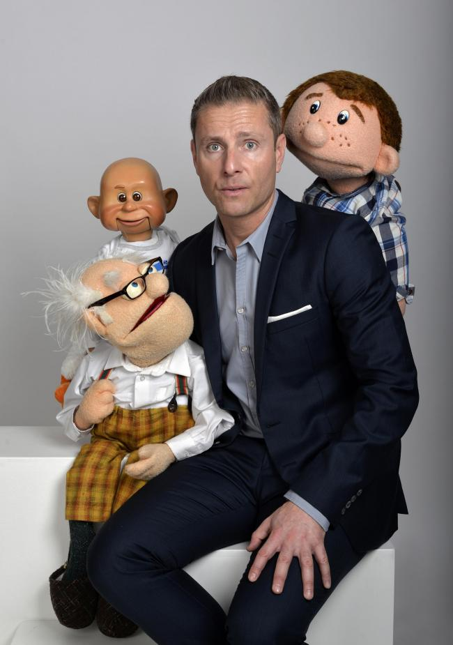 Paul Zerdin won America's Got Talent