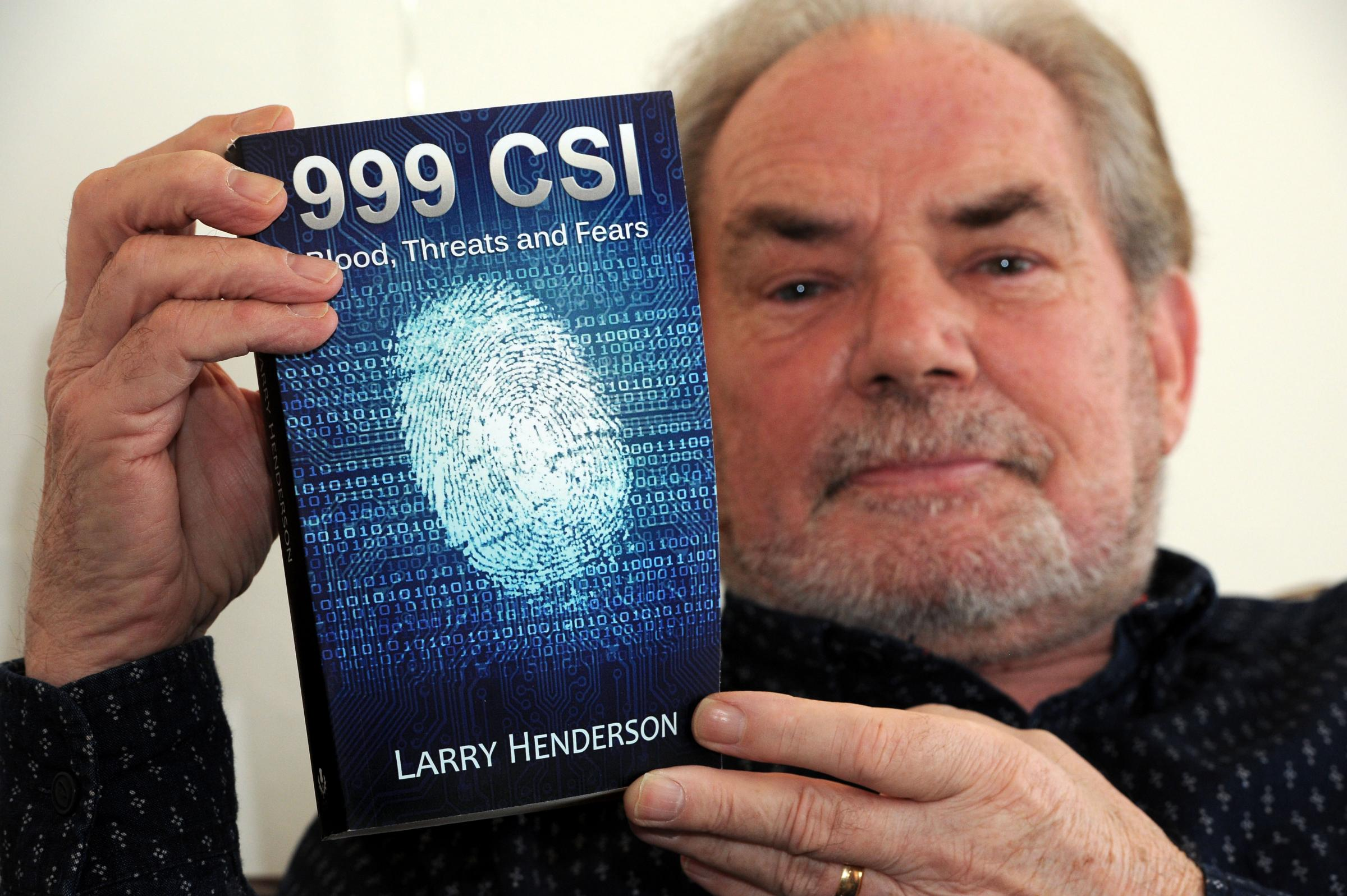 Epsom investigator lifts the lid on more than 20 years of CSI – including investigating Lord Lucan and Christine Keeler