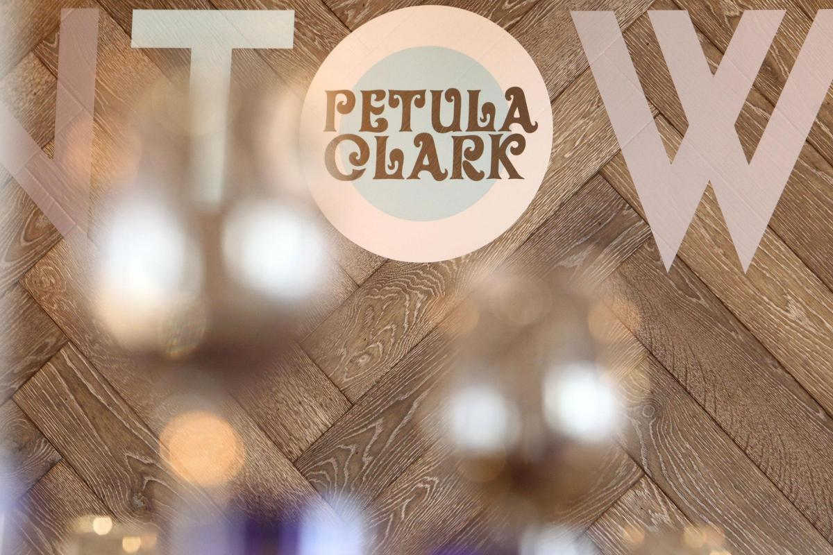 Epsom Pizza Express Goes Downtown With Petula Clark Makeover