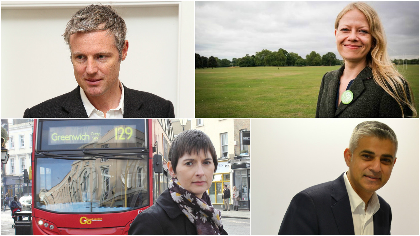 London's Mayoral candidates announced: Who will get your vote?
