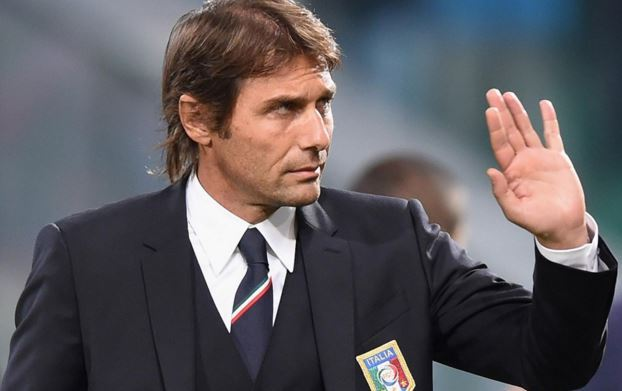 Alright? Antonio Conte will become Chelsea's fifth manager of Italian descent when he makes the move to west London in the summer