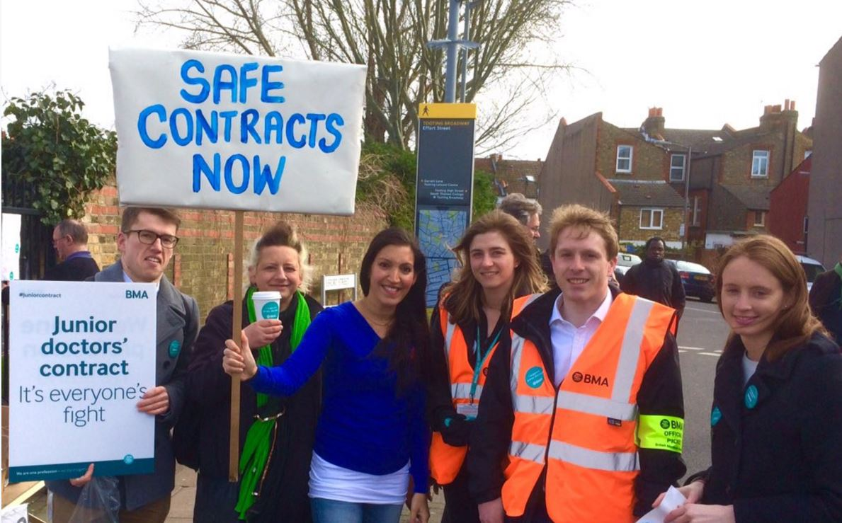 Junior doctor Rosena Allin-Khan selected as Labour's candidate for Tooting by-election