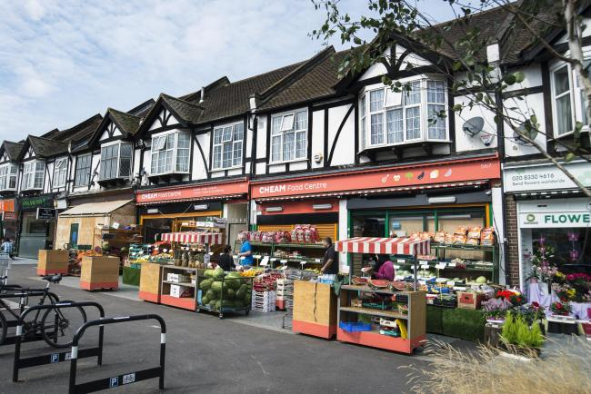 Cheam Food Centre was rated zero by hygiene inspectors in August last year