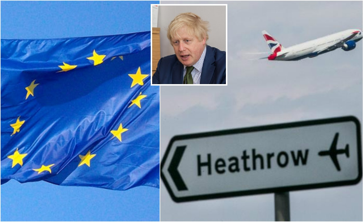 Leaving the EU could mean Heathrow expansion is denied, according to campaigners
