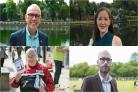 Carshalton central byelection hopefuls outline cases before polls