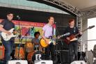 Thousands enjoyed live music at the Epsom MGSO4 festival