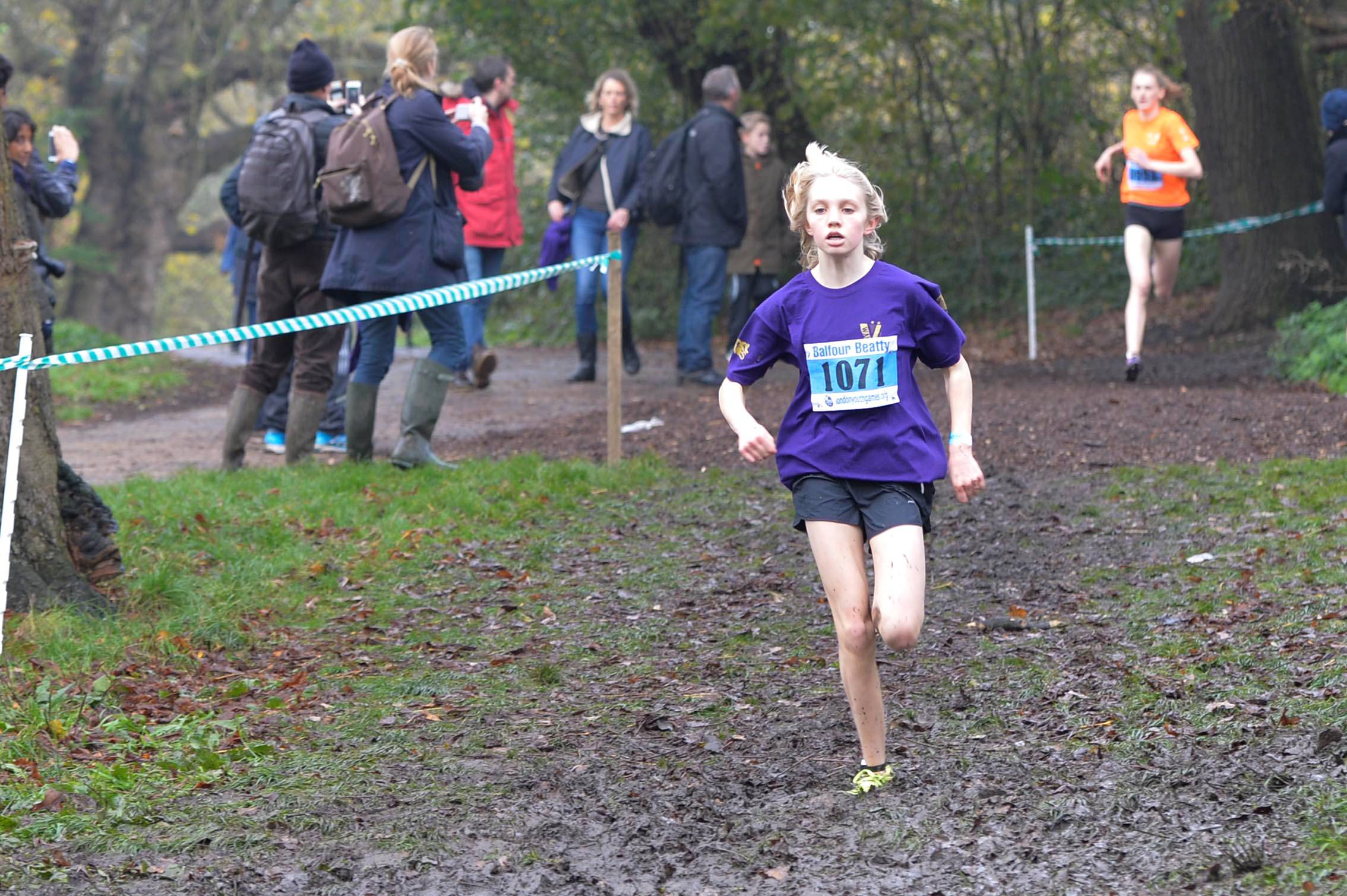 Hitting new heights: Herne Hill Harriers' Alex Brown