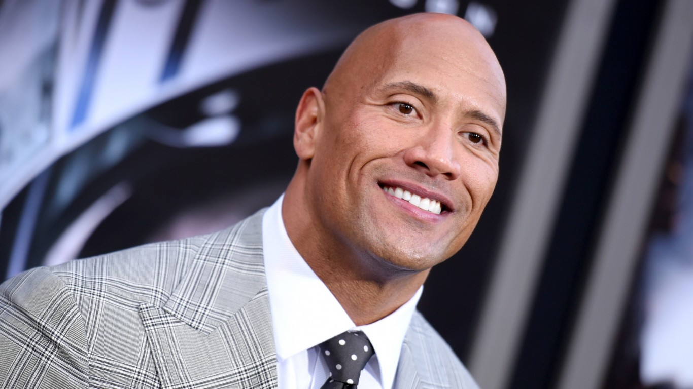 Fast And Furious star Dwayne Johnson treats dad to a new set of wheels (From Your Local Guardian)