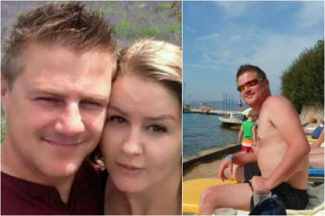 Tributes to Morden father of three who died during Cornwall coast tragedy