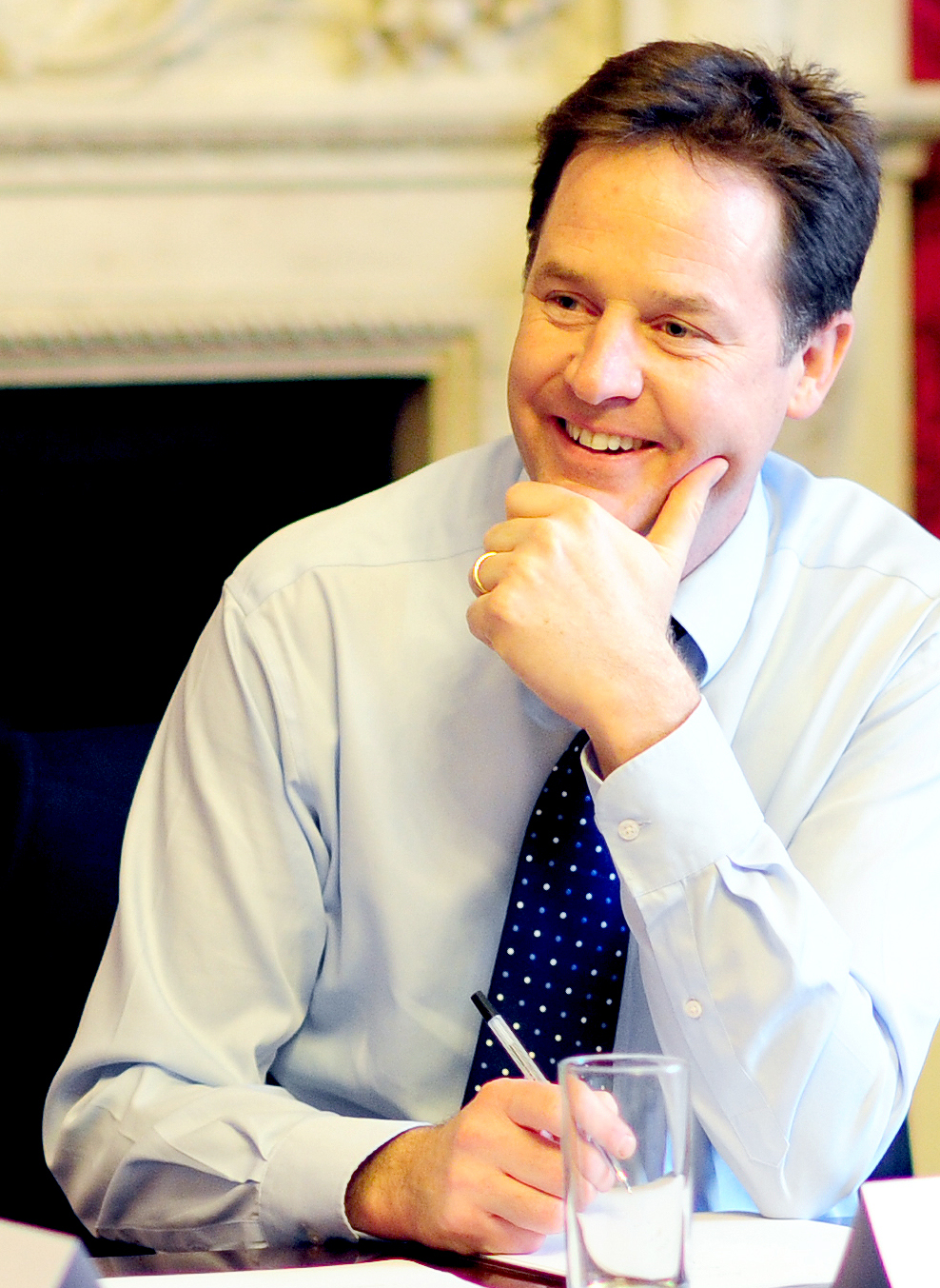 Nick Clegg will discuss politics with Ken Clarke at Dulwich Literary Festival