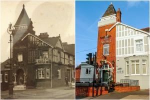 Your Local Guardian: 15 pictures of south London pubs then and now