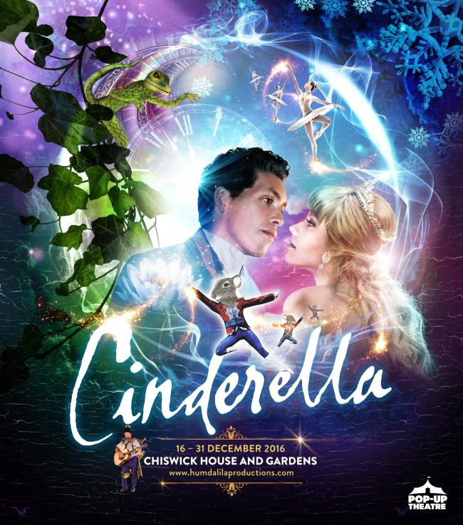 Cinderella is at Chiswick House from December 16 to 31