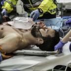 Your Local Guardian: The Fall opens to gory hospital scenes, but it's a little too realistic for viewers
