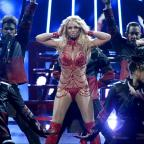 Your Local Guardian: Britney Spears admits to getting 'contact high' on stage