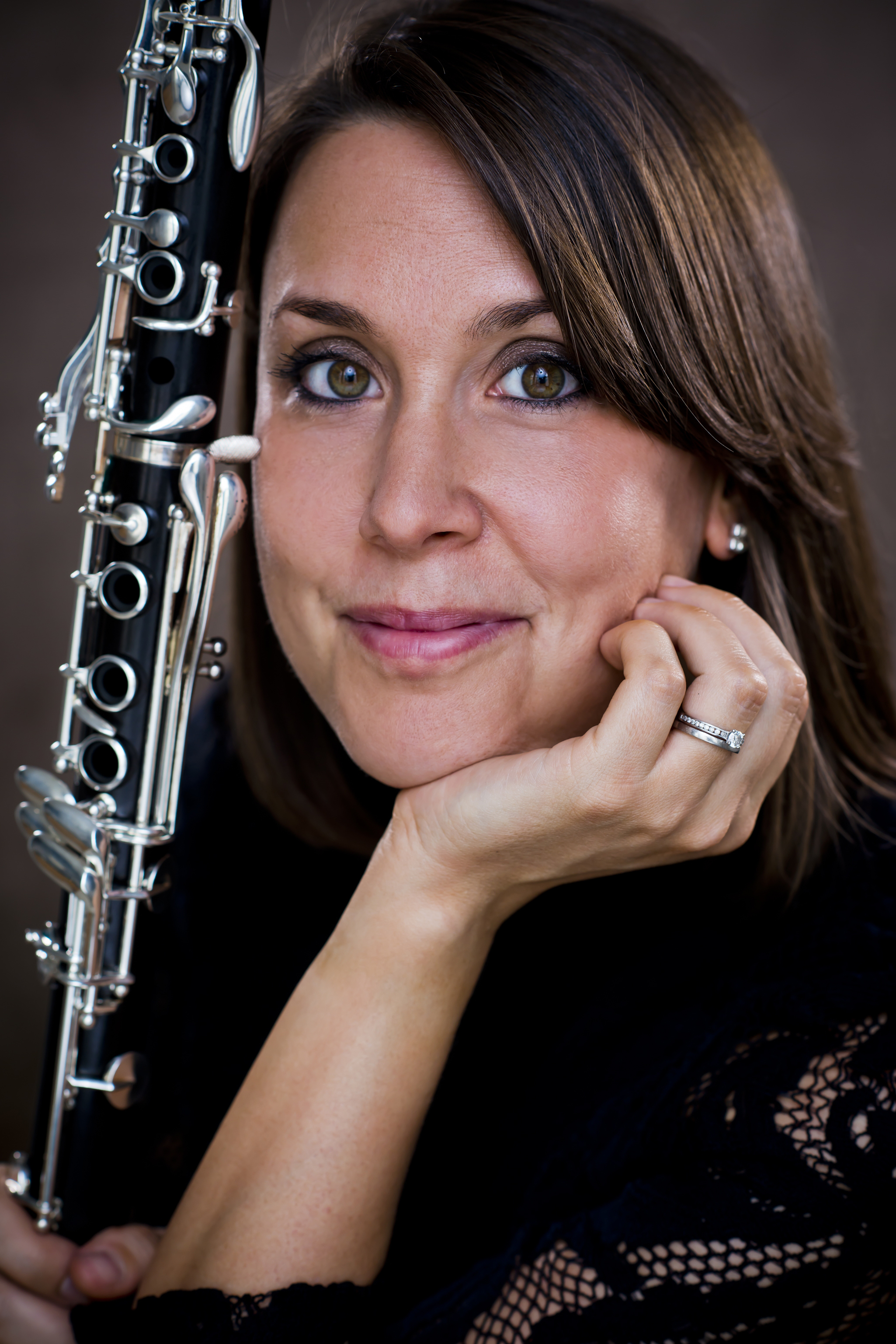Q&A with Royal Philharmonic Orchestra's Principal Clarinetist Katherine Lacy