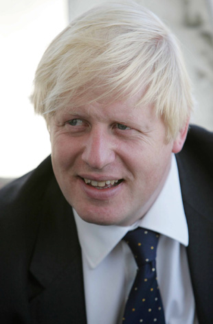 Mayor Boris Johnson is backing Croydon's bid to become London's third city.
