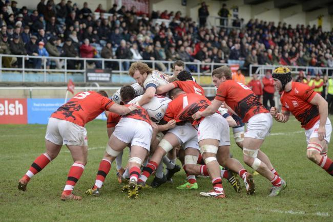 Debt-ridden London Welsh rugby club formally enters liquidation