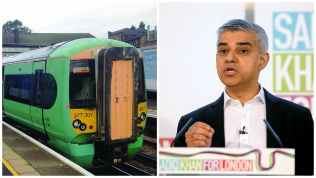 Sadiq Khan has been accused of breaking his manifesto promises