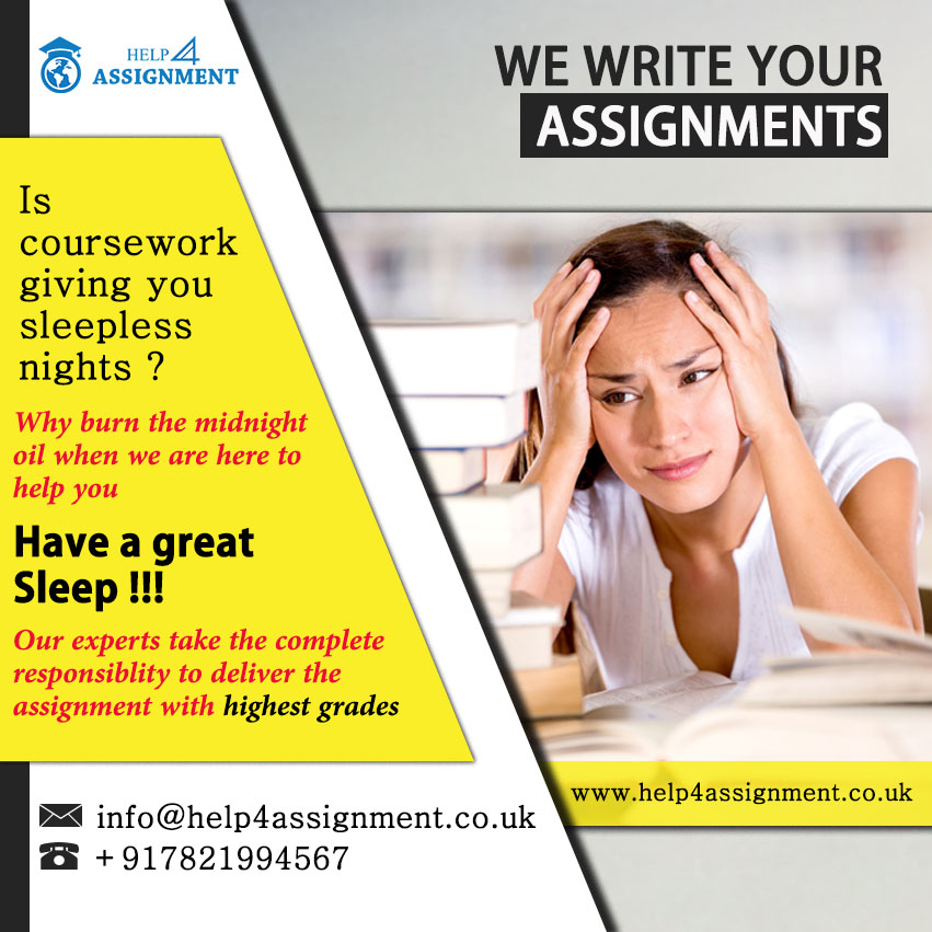 help in assignment uk Best online assignment writing help any student currently going through the education process will know how difficult it can be when you have too many assignment.