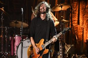 Foo Fighters announced as Glastonbury Festival headliners