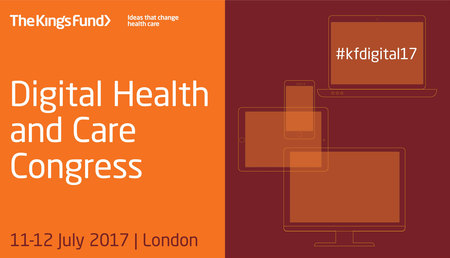 Digital Health and Care Congress 2017