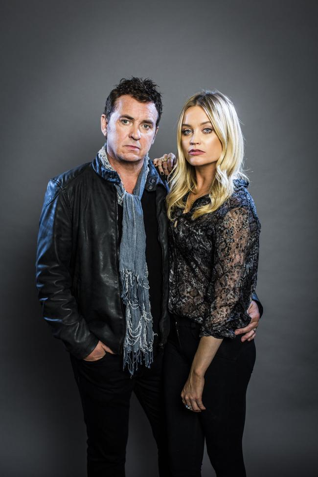 Shane Richie and Laura Whitmore star in Not Dead Enough at Richmond Theatre