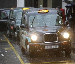 TfL have spent more than £14,500 on taxis